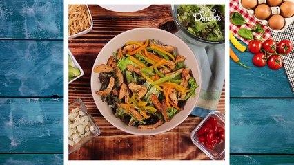 ¡Deliciosas recetas de ensalada de pollo! | Cocina Delirante