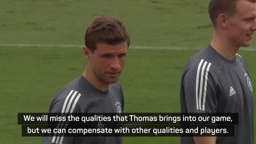 Hummels confident Germany have quality to cope without Muller