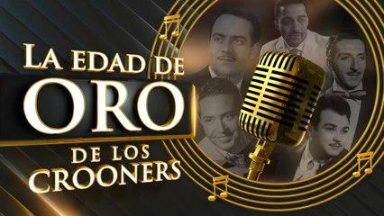 Varios - La edad de oro de los crooners - (en español)