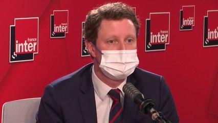 """Hongrie : """"On a aujourd'hui un règlement européen qui comporte des sanctions financières quand on porte atteinte à l'état de droit, je souhaite qu'on engage ces procédures"""" (Clément Beaune)"""