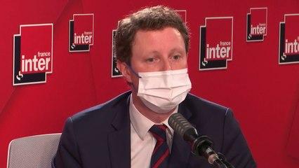 """variant delta du Covid-19 : """"On actualise la liste des pays 'rouges'. Au sein de l'UE, on n'a pas d'alarme aujourd'hui"""" (Clément Beaune)"""