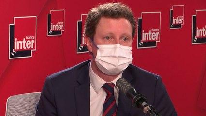 """Vote électronique : """"Ouvrons ce débat, quand on a 70% d'abstention, on ne pas se payer le luxe de fermer des pistes"""" (Clément Beaune)"""