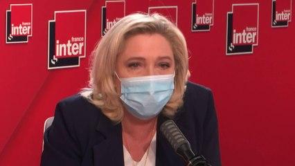 """""""Le pays est dirigé par un mouvement politique qui réunit 3 % des inscrits"""" (Marine Le Pen)"""