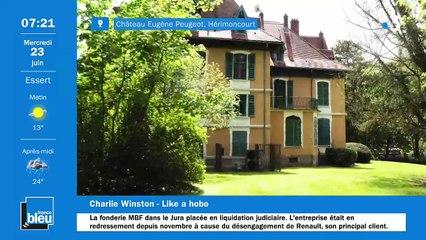 23/06/2021 - La matinale de France Bleu Belfort Montbéliard