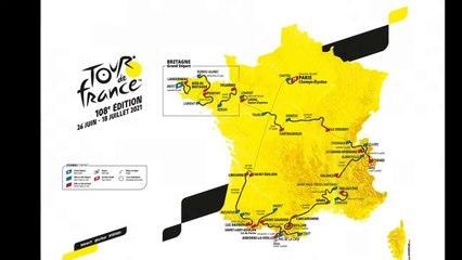 Présentation du Tour de France 2021