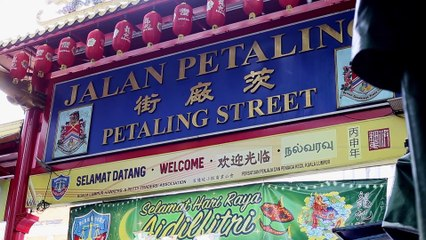 A walk down Petaling Street amid MCO 3.0