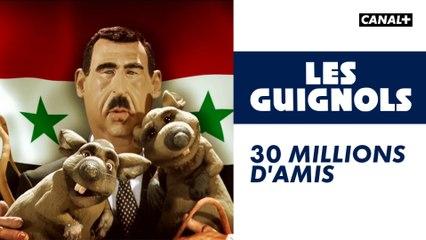 30 millions d'amis - Les Guignols - CANAL+