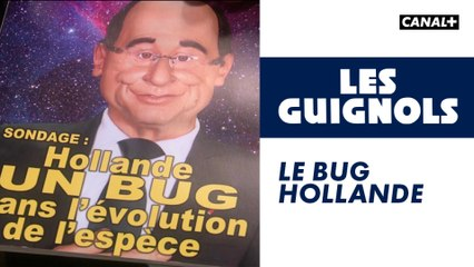 Le bug Hollande - Les Guignols - CANAL+