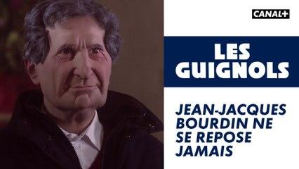 Jean-Jacques Bourdin ne se repose jamais - Les Guignols - CANAL+