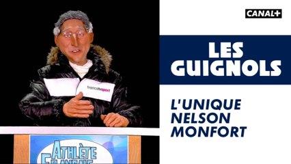 L'unique Nelson Monfort - Les Guignols - CANAL+