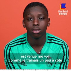Mamadou Haidara se dévoile dans son interview Welcome