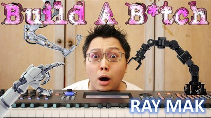Bella Poarch - Build a B*tch Piano by Ray Mak