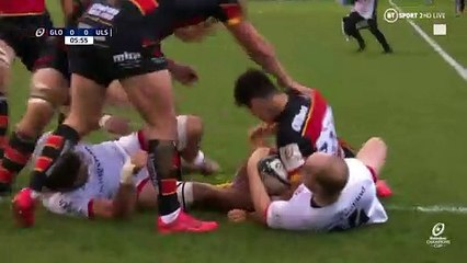 Match of the Season Round 2 - Gloucester v Ulster