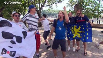Euro-2021 : un alléchant Portugal-France sous la canicule hongroise
