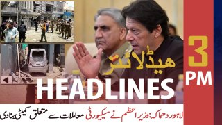 ARY News Prime Time Headlines | 3 PM | 23 June 2021