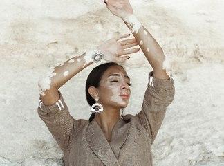 المؤثرة المصرية لوجينا صلاح إيجابية ليس لها حدود