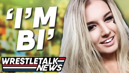 WWE Star Toni Storm Comes Out! NXT Review | WrestleTalk