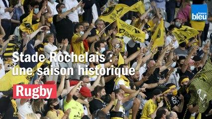 Stade Rochelais : une saison historique