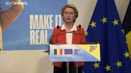 """Loi hongroise sur l'homosexualité : """"une honte"""" selon Ursula von der Leyen"""