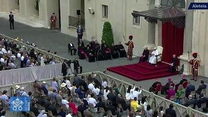 Papa Francisco explica a Carta aos Gálatas
