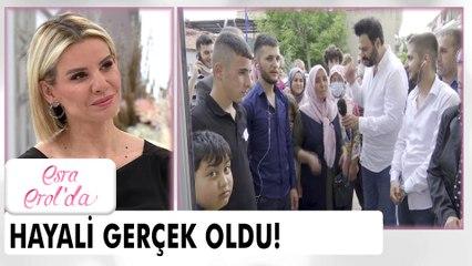 Türkiye onlar için tek yürek oldu! - Esra Erol'da 23 Haziran 2021