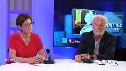 Départementales 2021 dans le canton de Thionville : le débat France Bleu Lorraine et Moselle TV