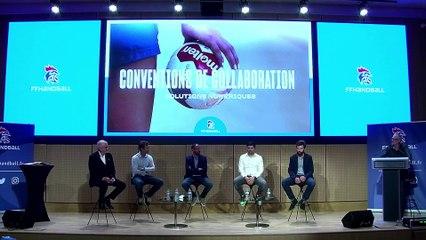 FFhandball : Conventions de collaboration - solutions numériques (2)