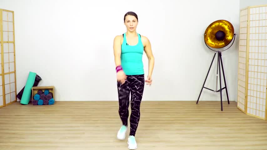 Schnelles Trend-Workout: Advanced Electro-Swing Workout