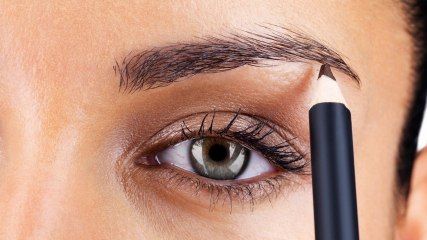 Augen chinesisch schminken