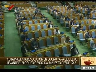 Bruno Rodríguez: EE.UU. recrudeció el bloqueo económico a Cuba y provocó pérdidas de 5 mil millones $