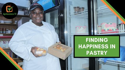 Burkina Faso : Finding happiness in pastry