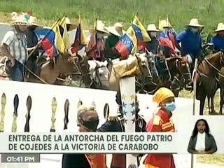 Rafael Lacava: Hoy estamos aquí 200 años después, libres del imperio opresor español