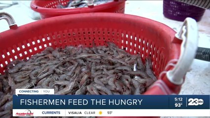 Fishermen step up to fight food insecurity