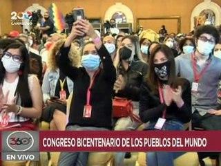 Piedad Córdoba: El gobierno de Colombia se abstuvo de votar para el cese del bloqueo imperial a Cuba