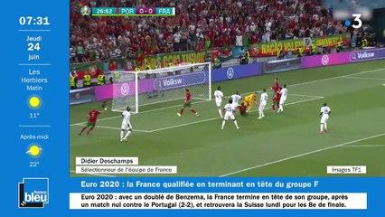 24/06/2021 - La matinale de France Bleu Loire Océan