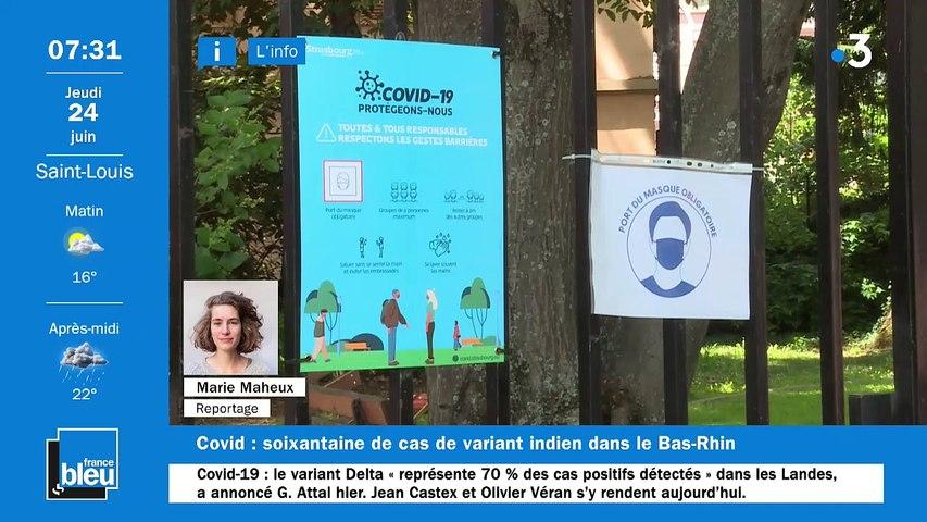 24/06/2021 - La matinale de France Bleu Alsace