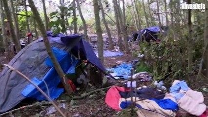 BETC / Auberge des Migrants / Migrants on Amazon