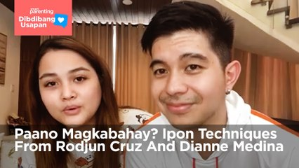Paano Magkabahay? Ipon Techniques From Rodjun Cruz And Dianne Medina   Smart Parenting