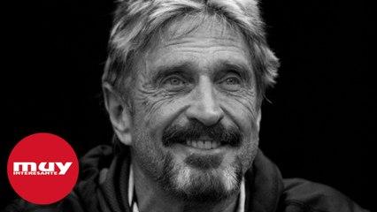 El fundador de McAfee aparece muerto en la prisión de Can Brians