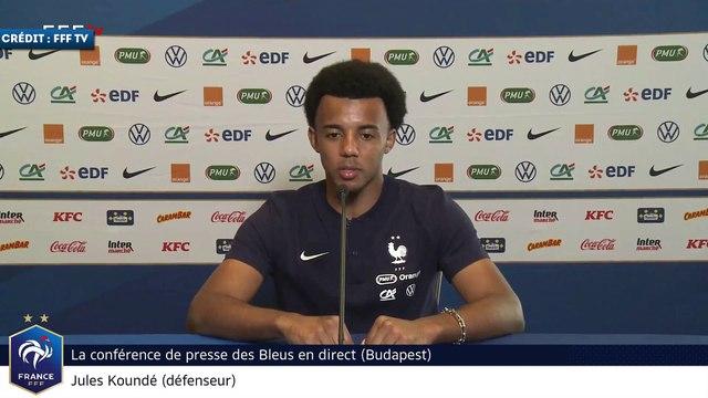 Jules Koundé a suivi le rachat des Girondins de Bordeaux