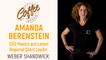 Coffee Break- Amanda Berenstein - Weber Shandwick