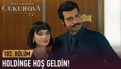Yaman Holding'in altın anahtarı artık Betül'de! - Bir Zamanlar Çukurova 102. Bölüm  (Sezon Finali)