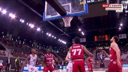 Dijon Highlights vs. Monaco