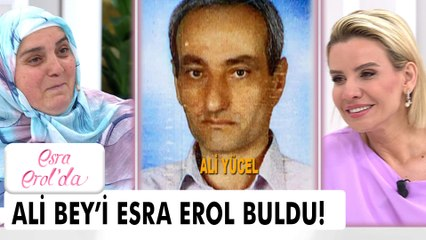 10 Yıldır kayıp olan Ali Bey'i Esra Erol buldu! - Esra Erol'da 24 Haziran 2021
