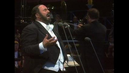 """Luciano Pavarotti - Leoncavallo: I Pagliacci: """"Vesti la giubba"""""""