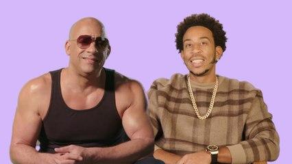 Vin Diesel & Ludacris Explain 'Fast & Furious' Lyric References | Between The Lines