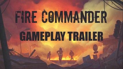 Fire Commander - Trailer de gameplay