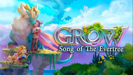 Grow: Song of the Evertree - Trailer d'annonce