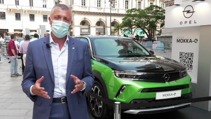 Opel Mokka-e al MIMO 2021 - Stefano Virgilio