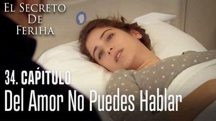 Del amor no puedes hablar - El Secreto De Feriha Capítulo 34 En Español